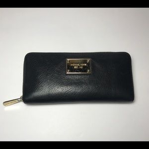 Michael Kors soft leather large wallet
